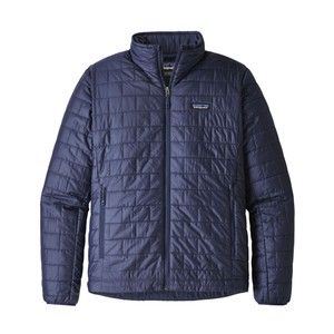 Patagonia Nano Puff Jacket Mens in Classic Navy