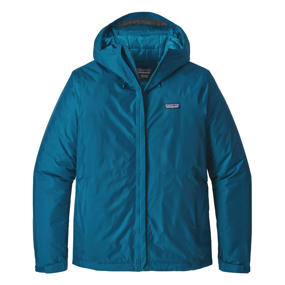70bc3d0d4 Patagonia Insulated Torrentshell Jacket Mens Big Sur Blue