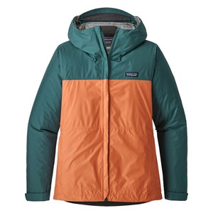 Patagonia Torrentshell Jacket Womens in Tasmanian Teal