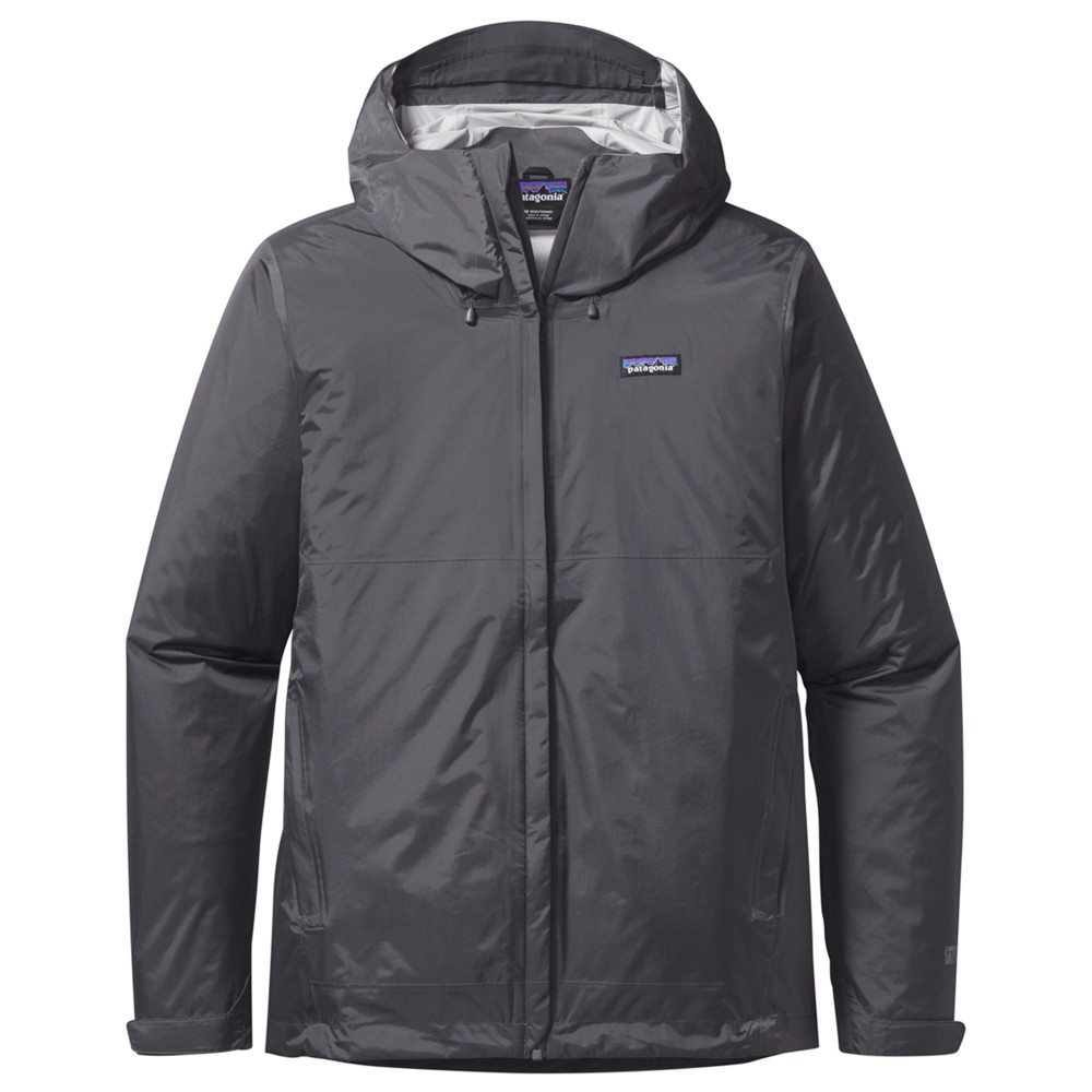 Patagonia Torrentshell Jacket Mens Forge Grey