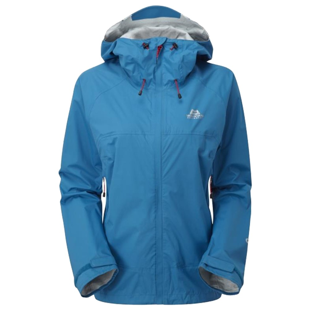 Mountain Equipment Zeno Jacket Womens Lagoon Blue
