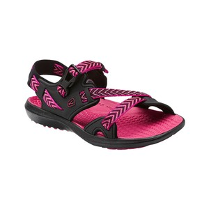 Maupin Womens Black/Very Berry