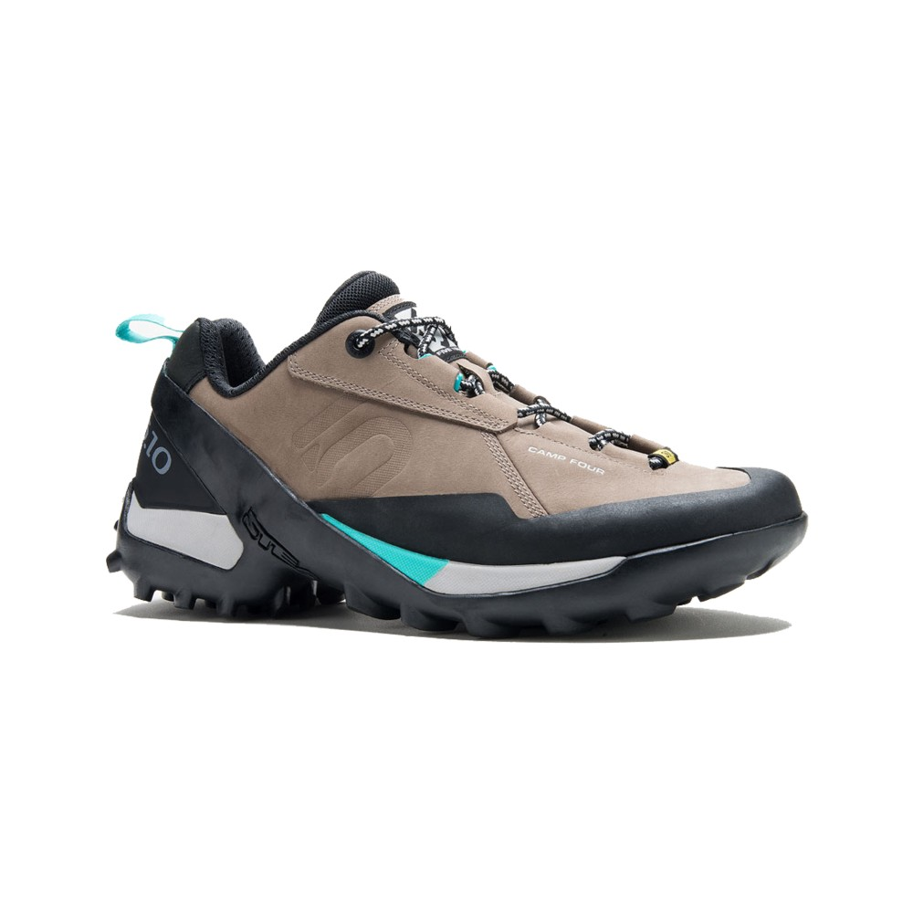 Fiveten Camp Four Womens Brown/Mint