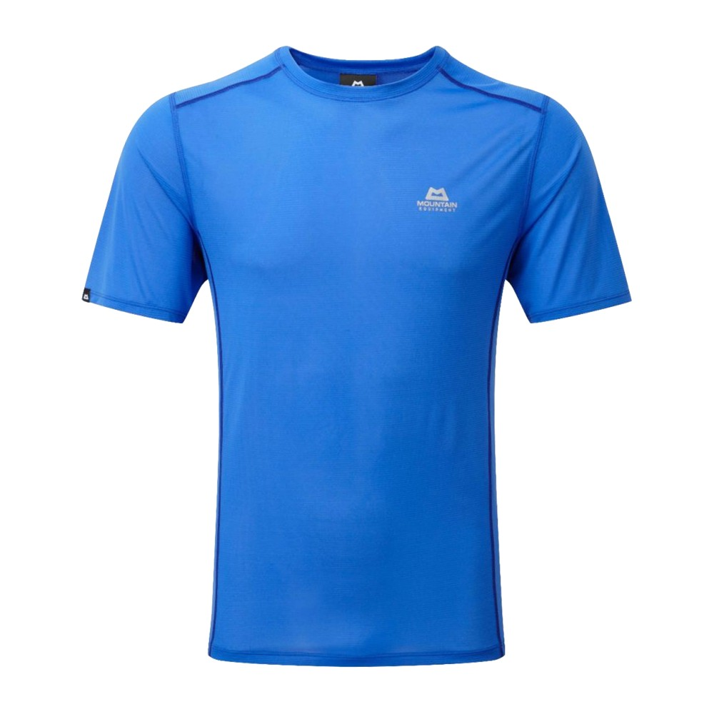 Mountain Equipment Lumen Tee Mens Light Ocean