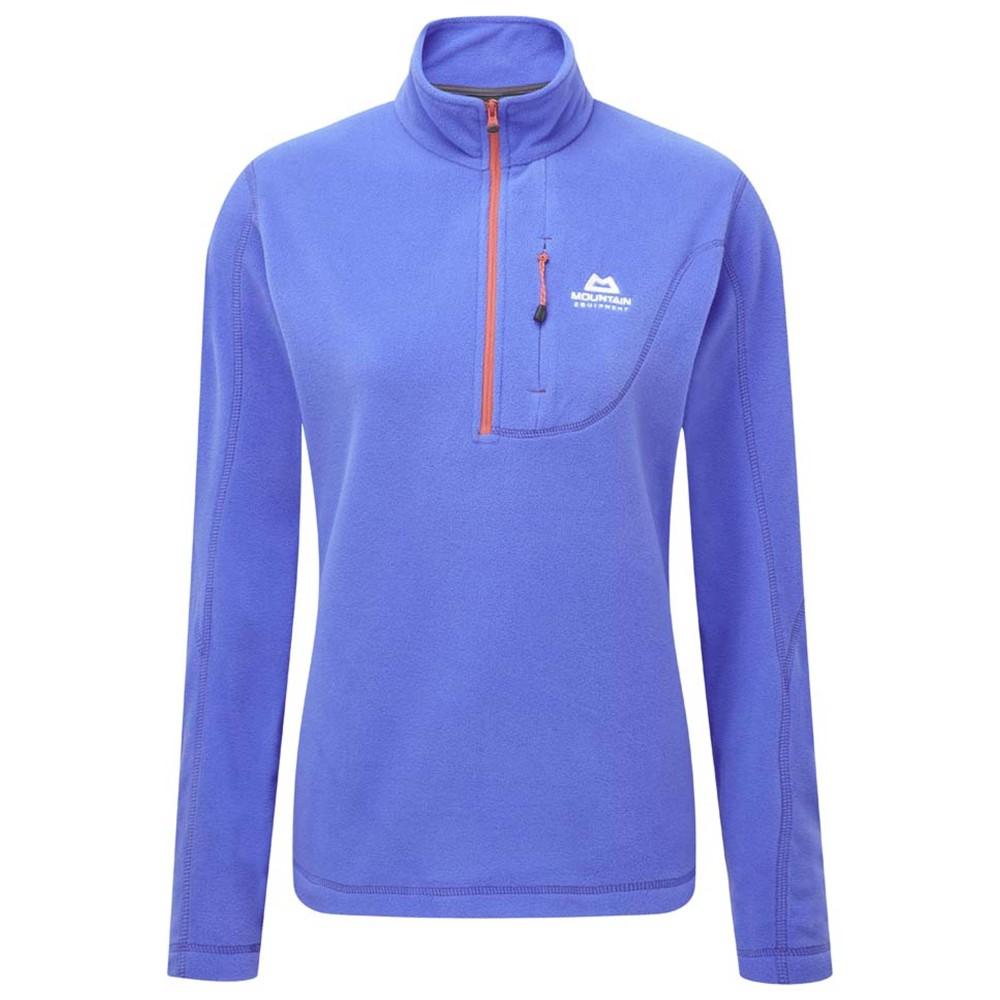 Mountain Equipment Micro Zip T Womens Celestial Blue