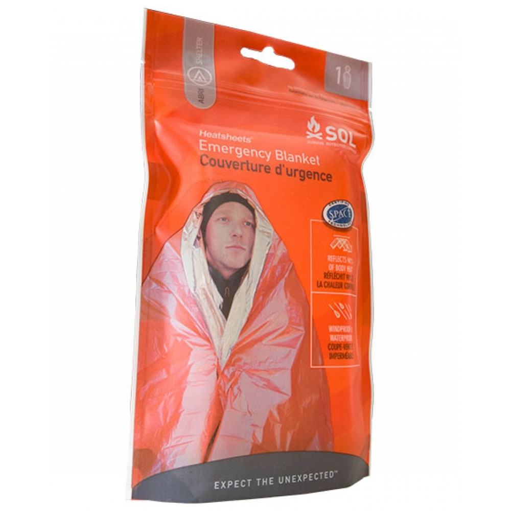 Sol Emergency Blanket - 1 person N/A