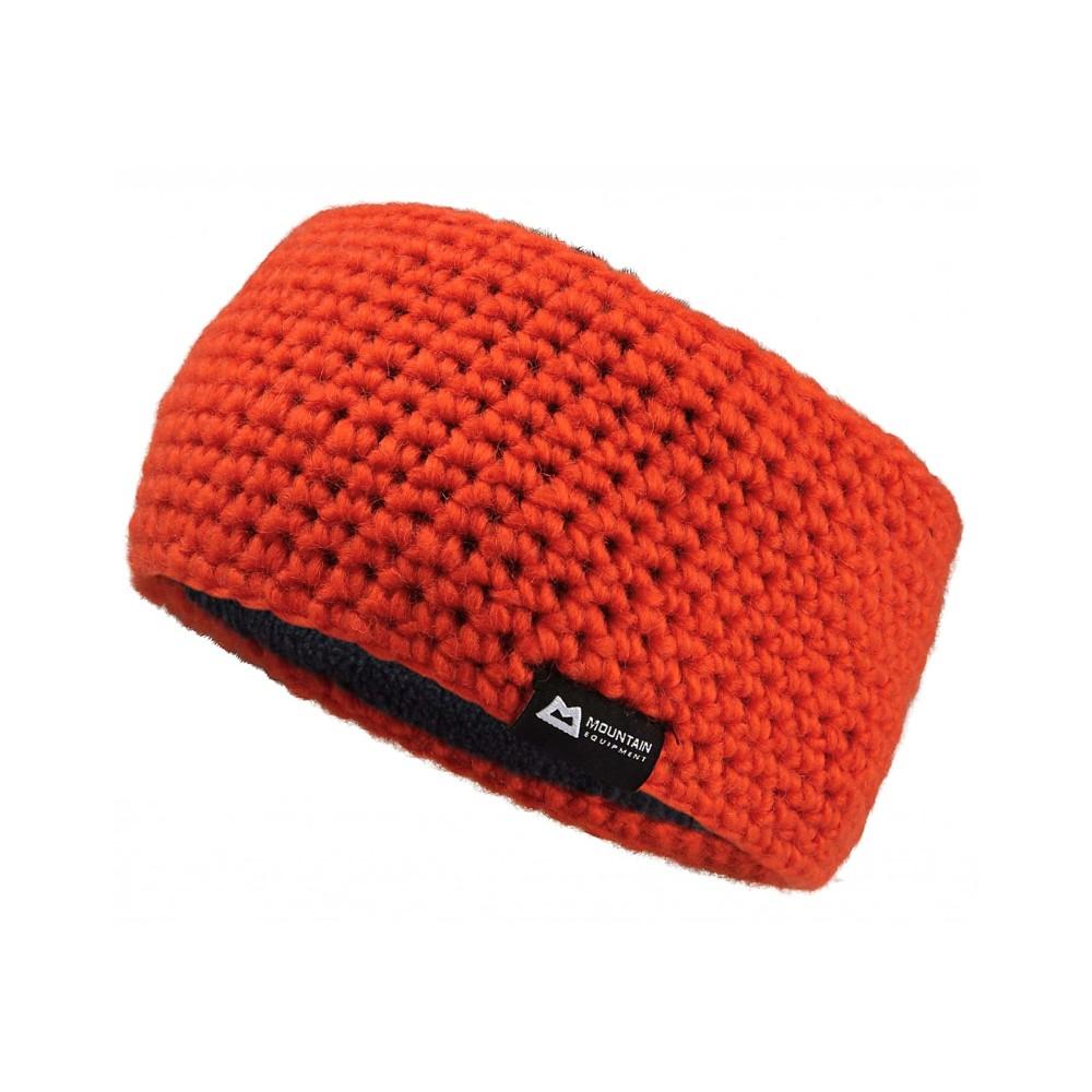 Mountain Equipment Flash Headband Cardinal Orange