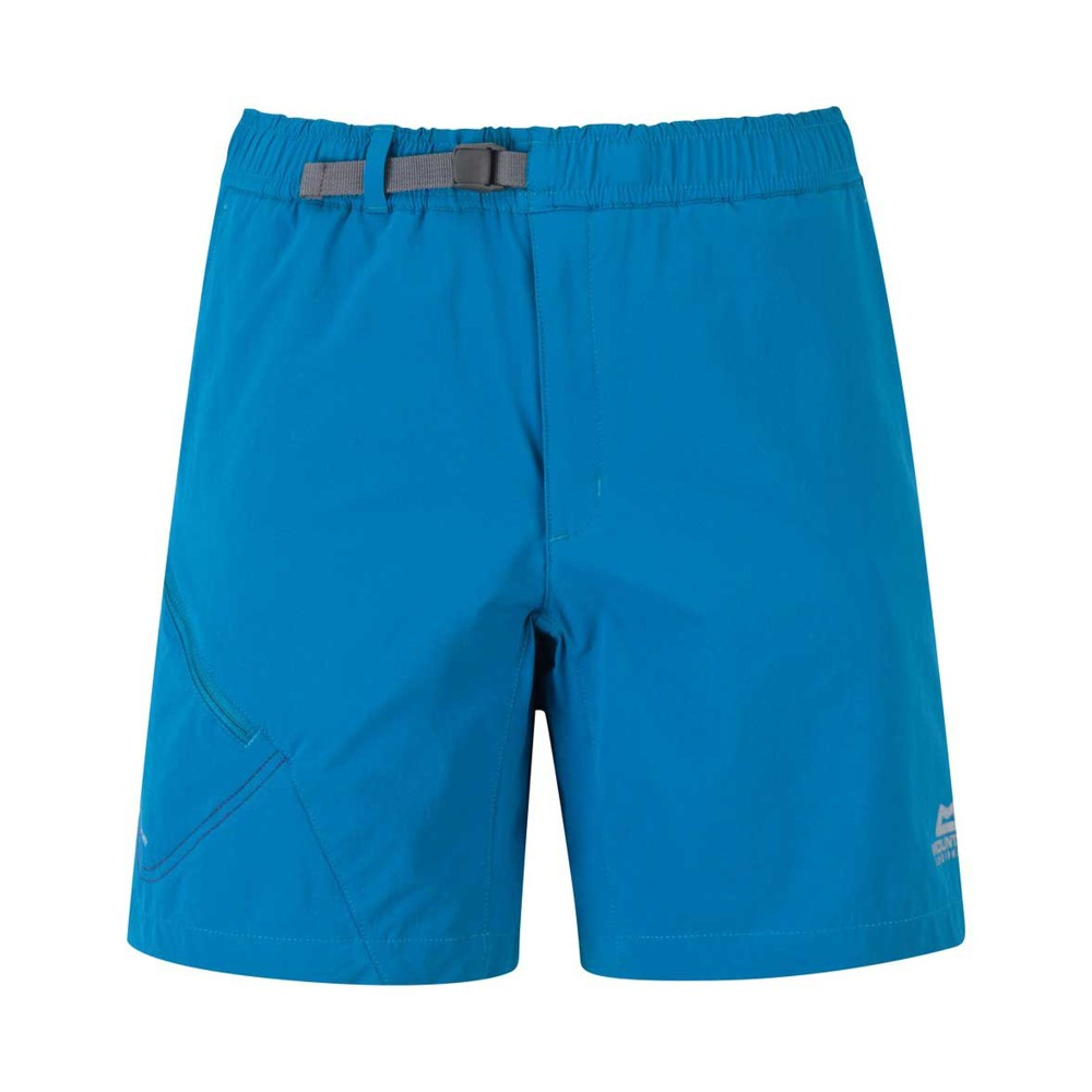 Mountain Equipment Comici Trail Short Womens Lagoon Blue