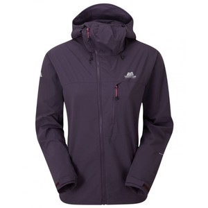 Mountain Equipment Squall Hooded Jacket Womens in Nightshade