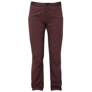 Mountain Equipment Inception Pant Womens in Dark Chocolate