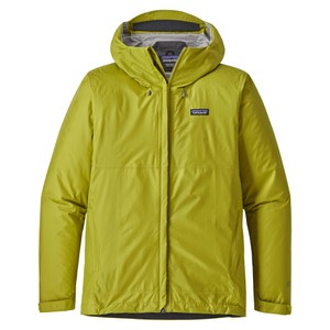 Patagonia Torrentshell Jacket Mens in Folios Green