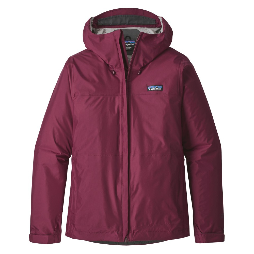 Patagonia Torrentshell Jacket Womens Arrow Red