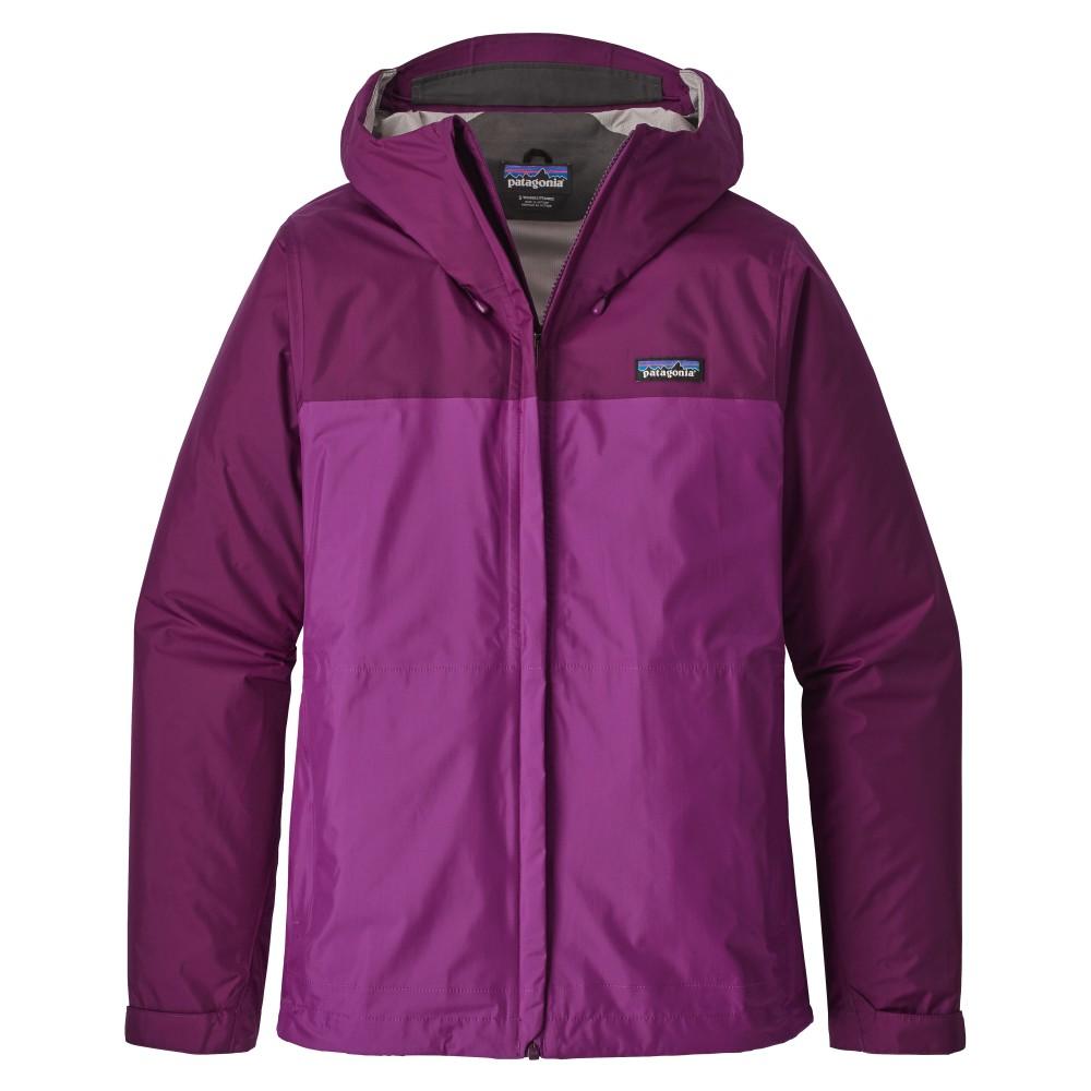 Patagonia Torrentshell Jacket Womens Geode Purple