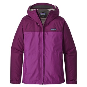 Patagonia Torrentshell Jacket Womens in Geode Purple
