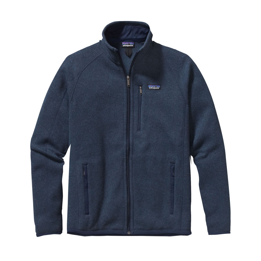 Patagonia Better Sweater Jacket Mens Classic Navy