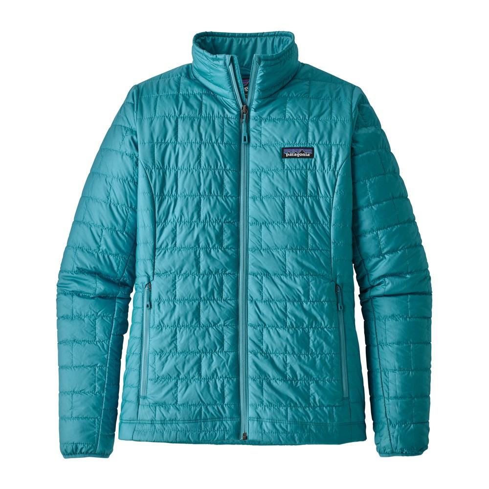 Patagonia Nano Puff Jacket Womens Mako Blue
