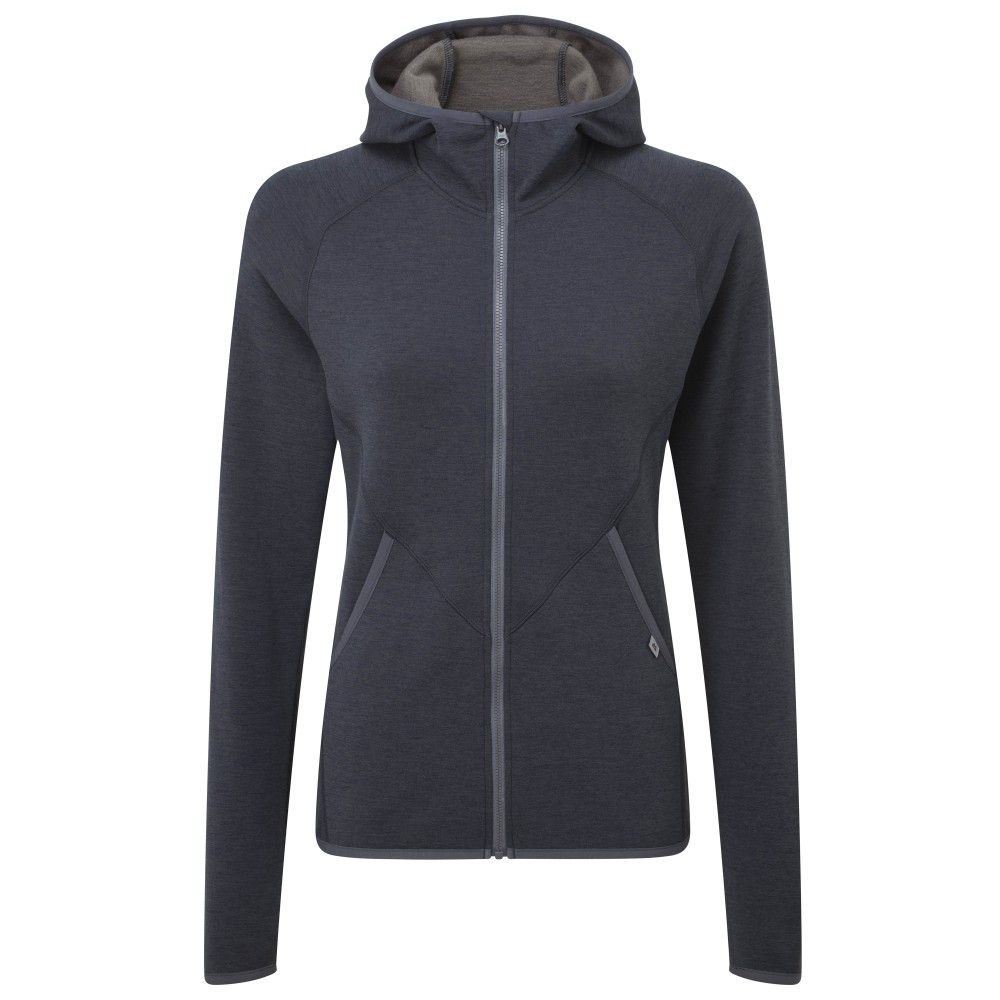 Mountain Equipment Calico Hooded Jacket Womens Cosmos