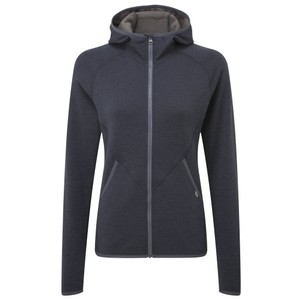 Mountain Equipment Calico Hooded Jacket Womens in Cosmos