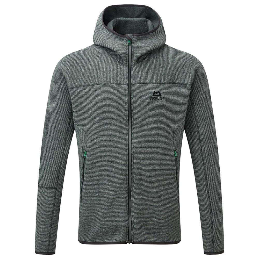 Mountain Equipment Chamonix Hooded Jacket Mens Graphite
