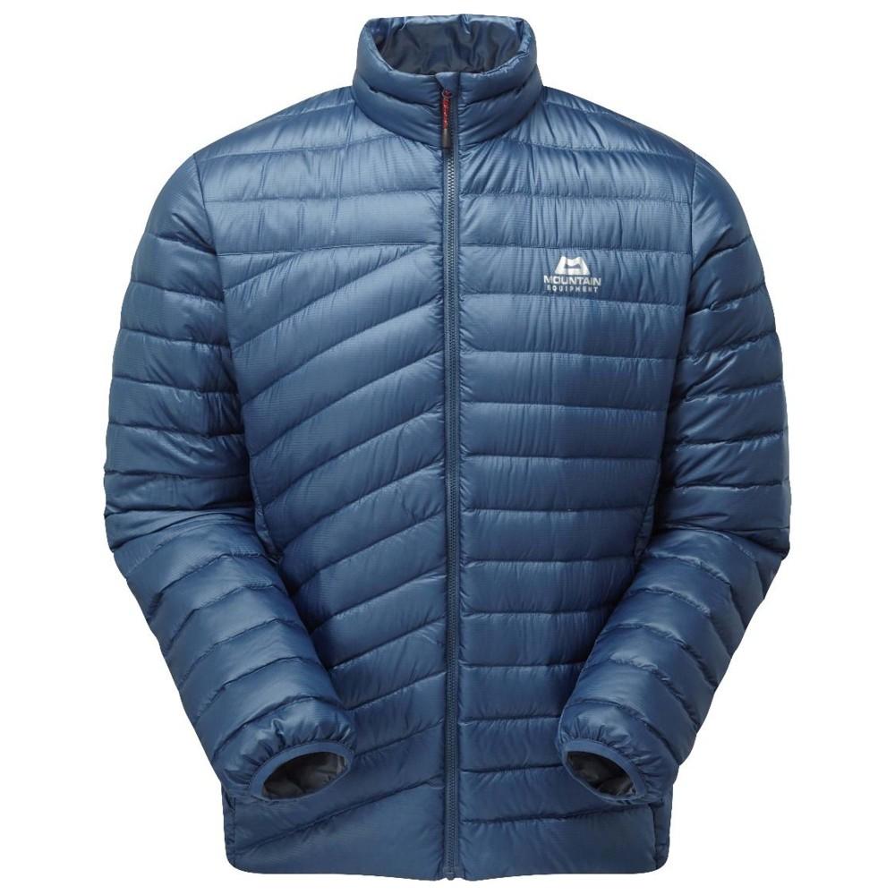 Mountain Equipment Earthrise Jacket Mens Denim Blue