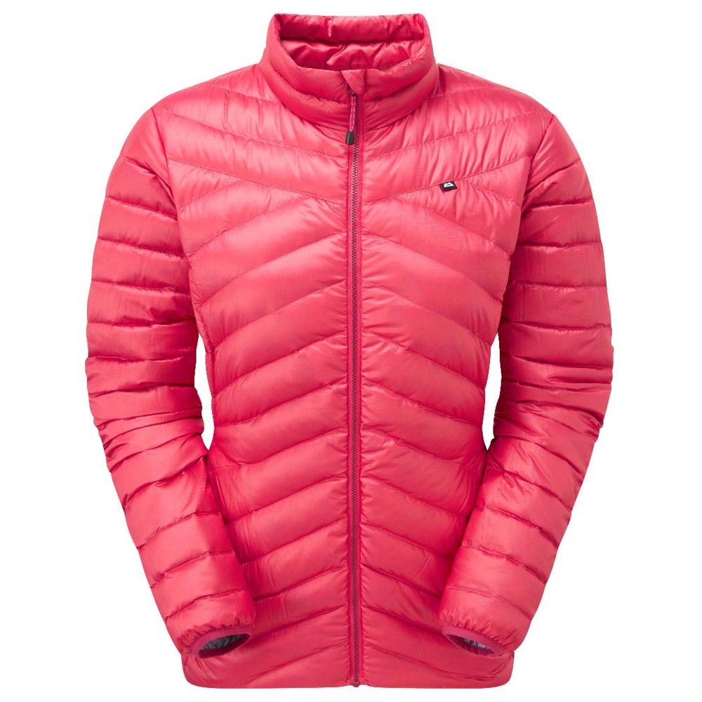 Mountain Equipment Earthrise Jacket Womens Virtual Pink