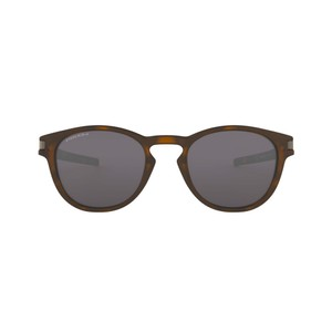 Latch Sunglasses Matte Brown Tortoise with Prizm Grey Lens