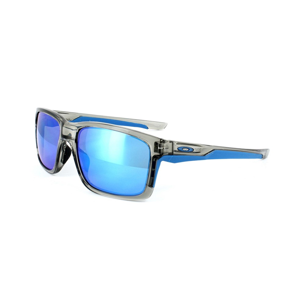 Oakley Mainlink Sunglasses Grey Ink with Sapphire Iridium Lens