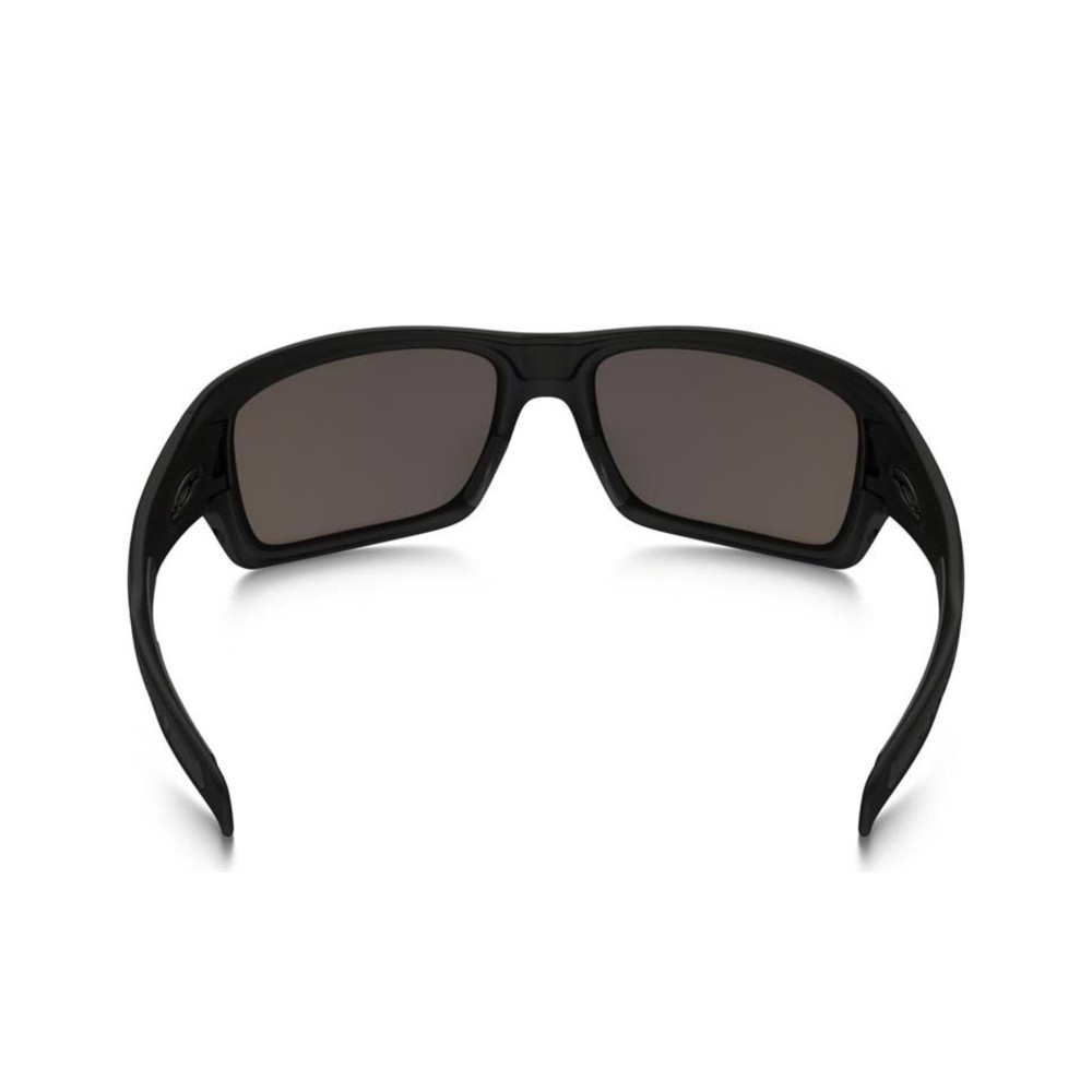 Oakley Turbine XS Sunglasses Matte Black with Warm Grey Lens