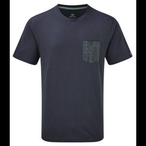 Sherpa Durbar Pocket Tee Mens in Kharani