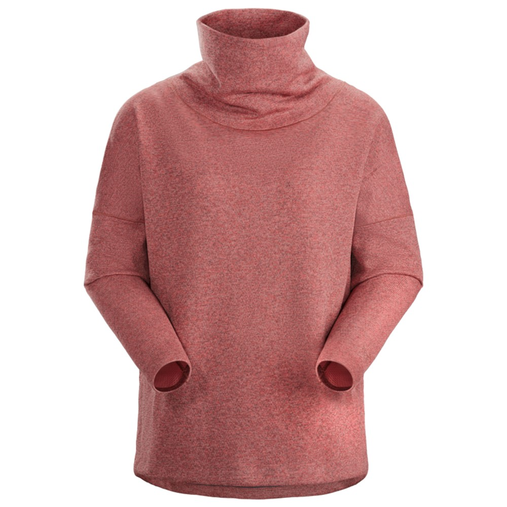 Arcteryx  Laina Sweater Womens Andesine Heather