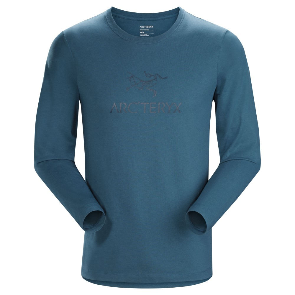 Arcteryx  Arc'Word T-Shirt LS Mens Ladon