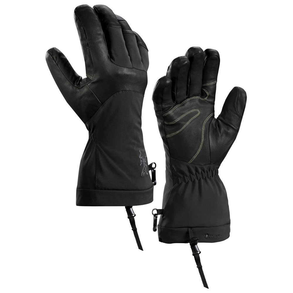 Arcteryx  Fission SV Glove Black/Infrared