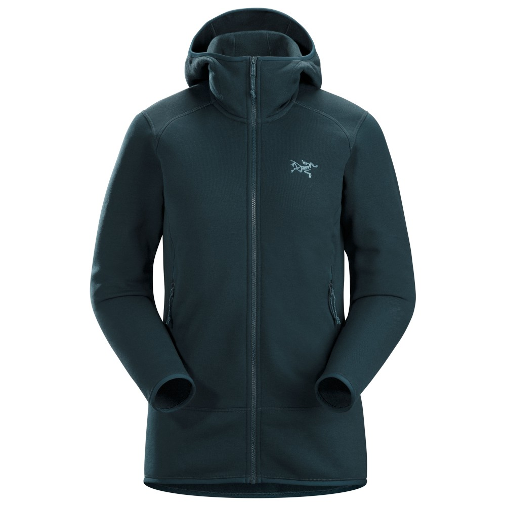 Arcteryx  Kyanite Hoody Womens Labyrinth
