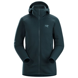 Arcteryx  Kyanite Hoody Womens in Labyrinth