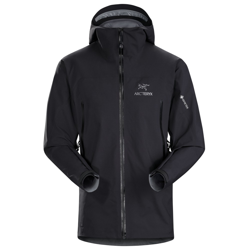 Arcteryx  Zeta AR Jacket Mens Black II