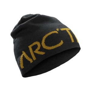 Arcteryx  Word Head Toque in 24K Black