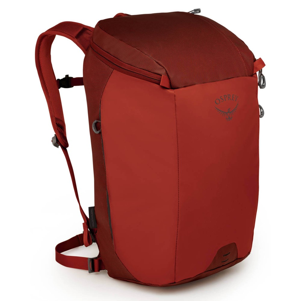 Osprey Transporter Zip Ruffian Red