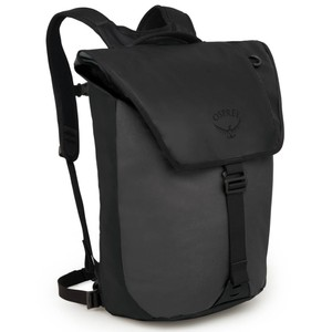Osprey Transporter Flap in Black