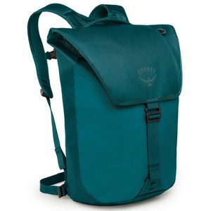 Osprey Transporter Flap in Westwind Teal