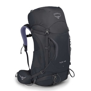 Osprey Kyte 46 Womens in Siren Grey