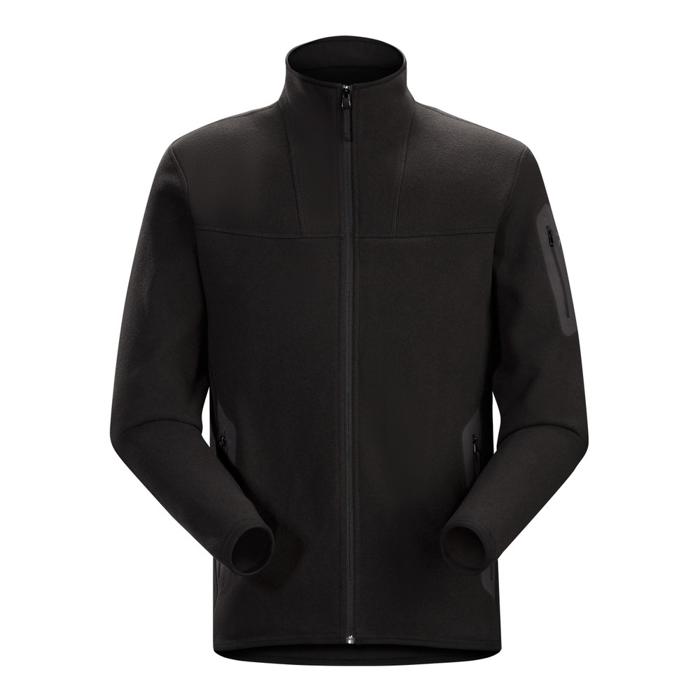 Arcteryx  Covert Cardigan Mens Black Heather