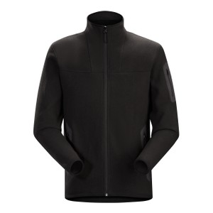 Arcteryx  Covert Cardigan Mens in Black Heather