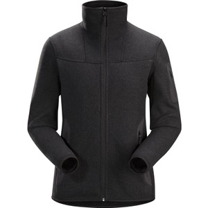 Arcteryx  Covert Cardigan Womens in Black Heather