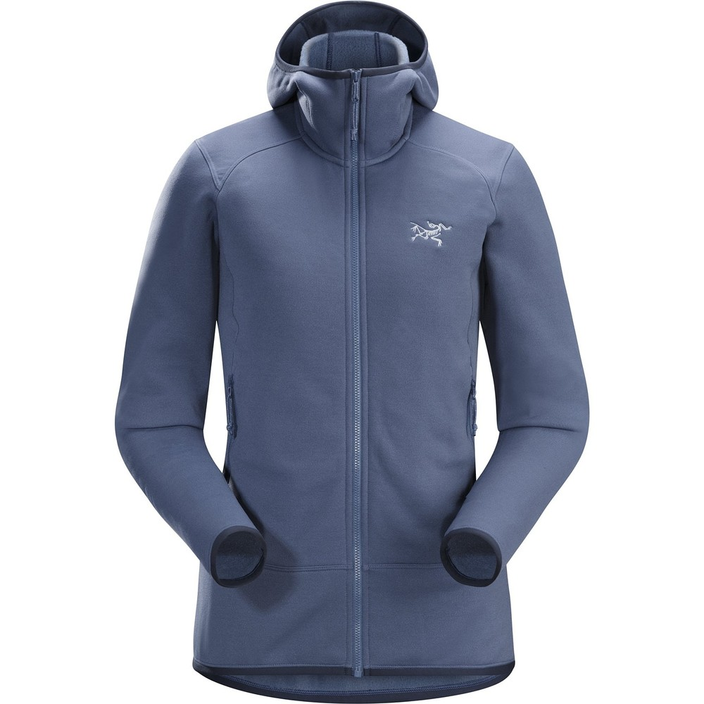 Arcteryx  Kyanite Hoody Womens Nightshadow