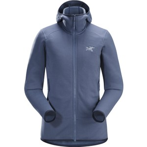 Arcteryx  Kyanite Hoody Womens in Nightshadow