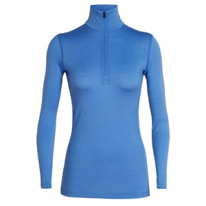 Icebreaker Oasis 200 Half Zip Womens in Cove