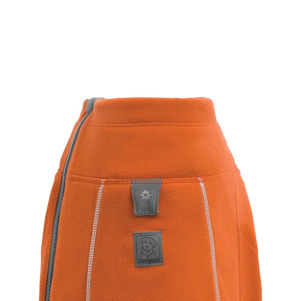 Ruffwear Climate Changer Fleece Jacket Canyonlands Orange