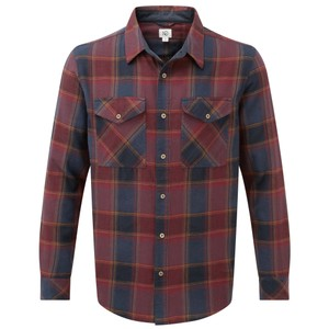 tentree Bowren Button Up LS Mens