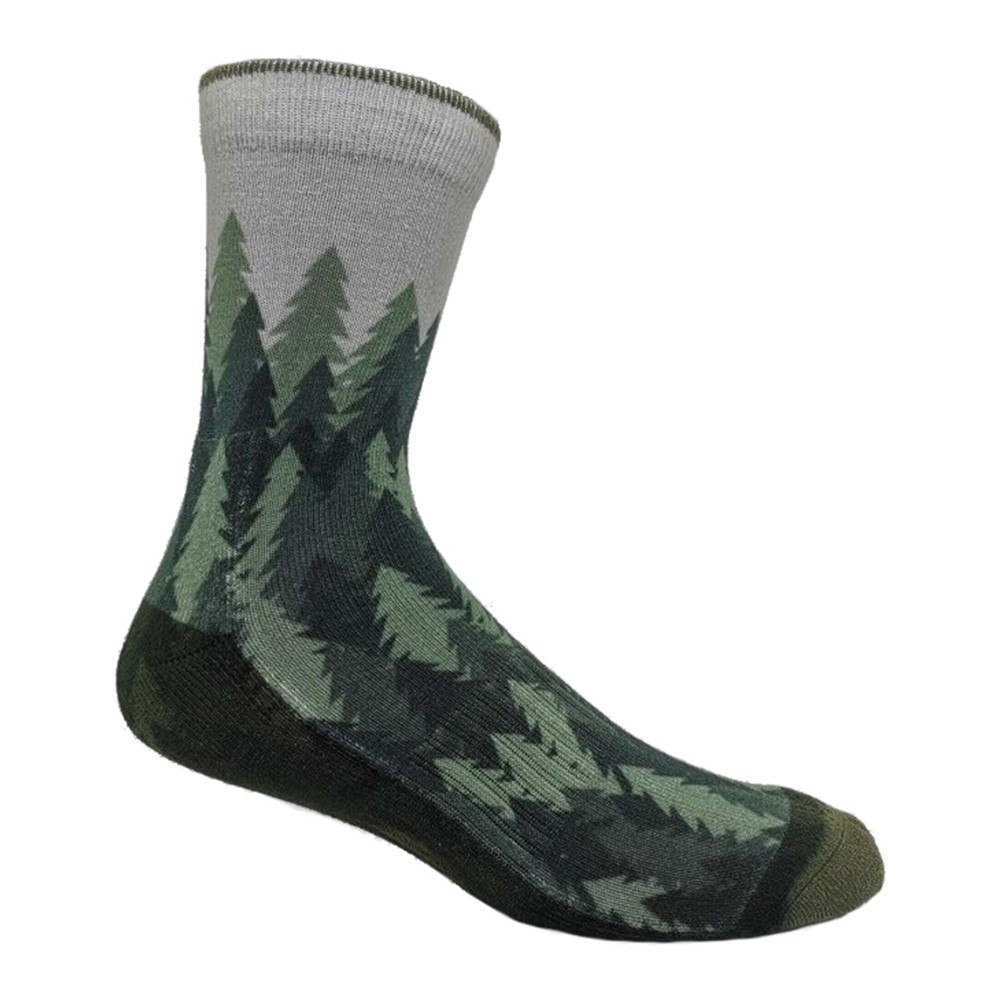 tentree 2-Bottle Ankle Sock (2-pack) Alpine Trees Pack