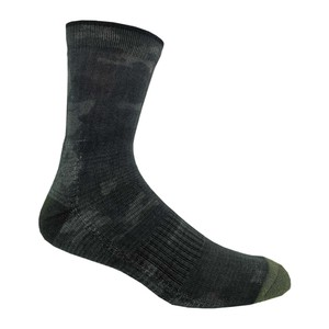 tentree 2-Bottle Ankle Sock (2-pack) in Foliage Camo Pack